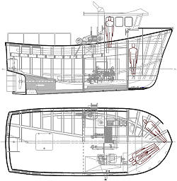 Vessel Plan - Cygnus GM33